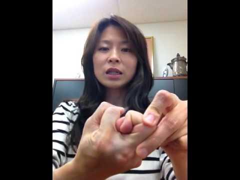 彭奕竣中醫師十根手指頭往內扳中醫急救 - YouTube