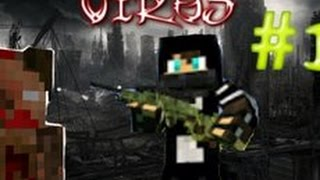 The Virus Episode Minecraft Crafting dead roleplay 1 Season 1Military