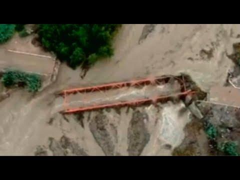 Desastre en el sur: huaicos dejan damnificados en Arequipa, Moquegua y Tacna | Punto Final
