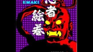 Ninja Emaki 1CC Full Play 2 loops