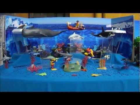 Download video diorama oc anos y polos playmobil - Playmobil piscina ballena ...