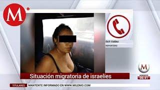 Situación migratoria sobre israelíes asesinados en plaza Artz Pedregal