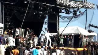 Vybz Kartel perform at sting
