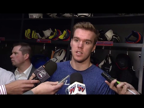 McDavid on Olympics: Disappointed I can't take part in biggest sporting event in the world
