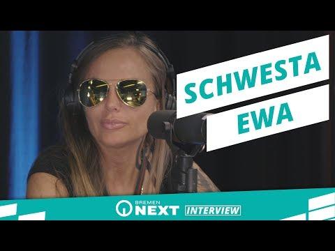 Schwesta Ewa Interview über Aywa, Knast und ihre Mutter // Bremen NEXT