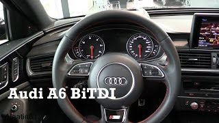2017 Audi A6 - interior Review