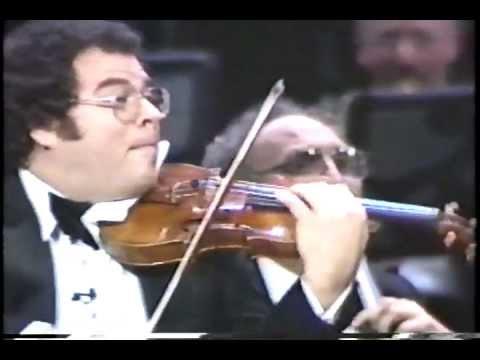 Itzhak Perlman - Sarasate Zigeunerweisen
