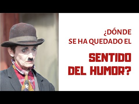 ¿Dónde se ha quedado el sentido del humor?