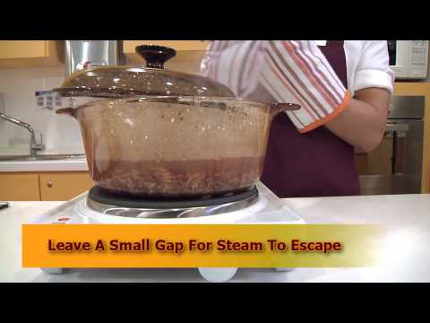 Best Way to Cook Rice | How to Cook Rice on the Stove | Rice to Water Ratio