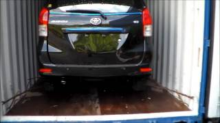 cara muat 3 mobil dalam 1 container mudah aman efektif efisien
