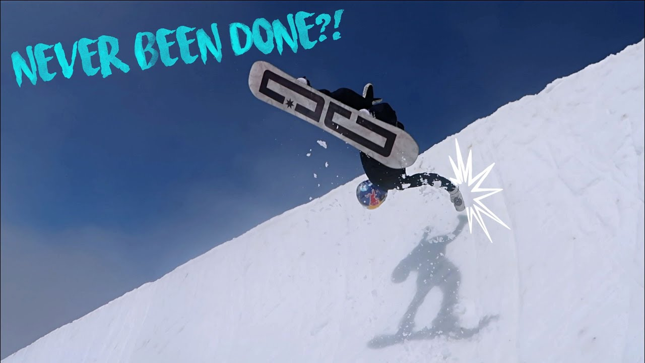 CRAZY SNOWBOARDING TRICKS!!! **IMPOSSIBLE** - YouTube