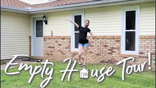 EMPTY HOUSE TOUR/MOVING DAY!