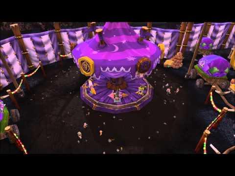 Darkmoon Carousel Music - Mists Of Pandaria
