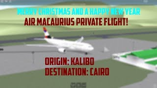 Roblox - France Air Macaurius - France Vol Ro-Aviation (fr) Airbus A330 !