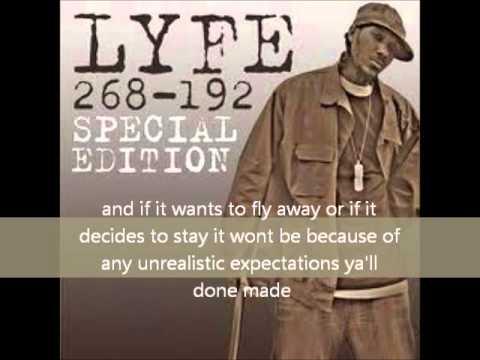 Lyfe Jennings- She got kids w/Lyrics