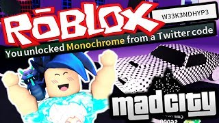 BUG CODE AND BAILES IN MAD CITY IN ROBLOX Gameplay English