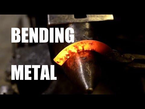 Bending Metal the Hard Way: How to Bend Steel Flat Bar