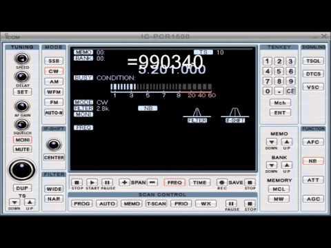 Russian Air Defense, radio network  M21 5 201,00 MHz
