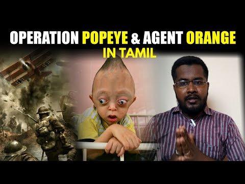 Operation Popeye & Agent Orange | Weather & Herbicidal War | in Tamil