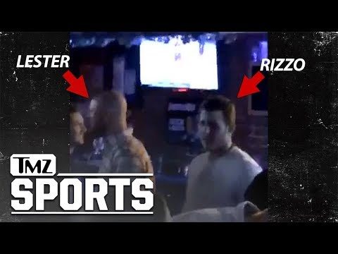 Cubs' Jon Lester & Anthony Rizzo Partied Until 4 AM After Loss To Nationals   TMZ Sports