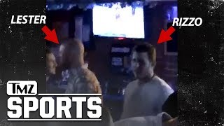 Cubs' Jon Lester & Anthony Rizzo Partied Until 4 AM After Loss To Nationals | TMZ Sports