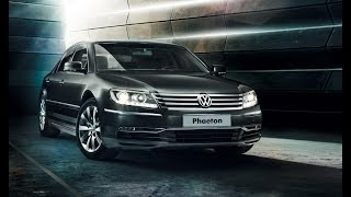 Volkswagen Phaeton I рестайлинг 2010 седан