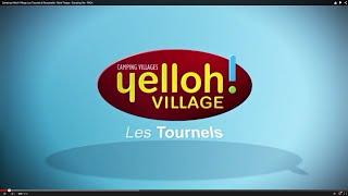 Camping Yelloh! Village Les Tournels à Ramatuelle  - Saint-Tropez - Camping Var - PACA