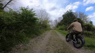 Juiced RipCurrent S - 15 Mile Ride - Pittsburgh North Suburbs - In 60 Seconds  - May 7, 2020
