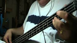 Natalie Grant Your Great Name Bass Cover