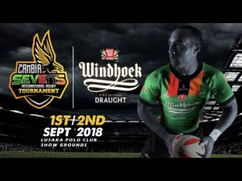 Zambia Rugby 7's Tournament - After Movie |  2018