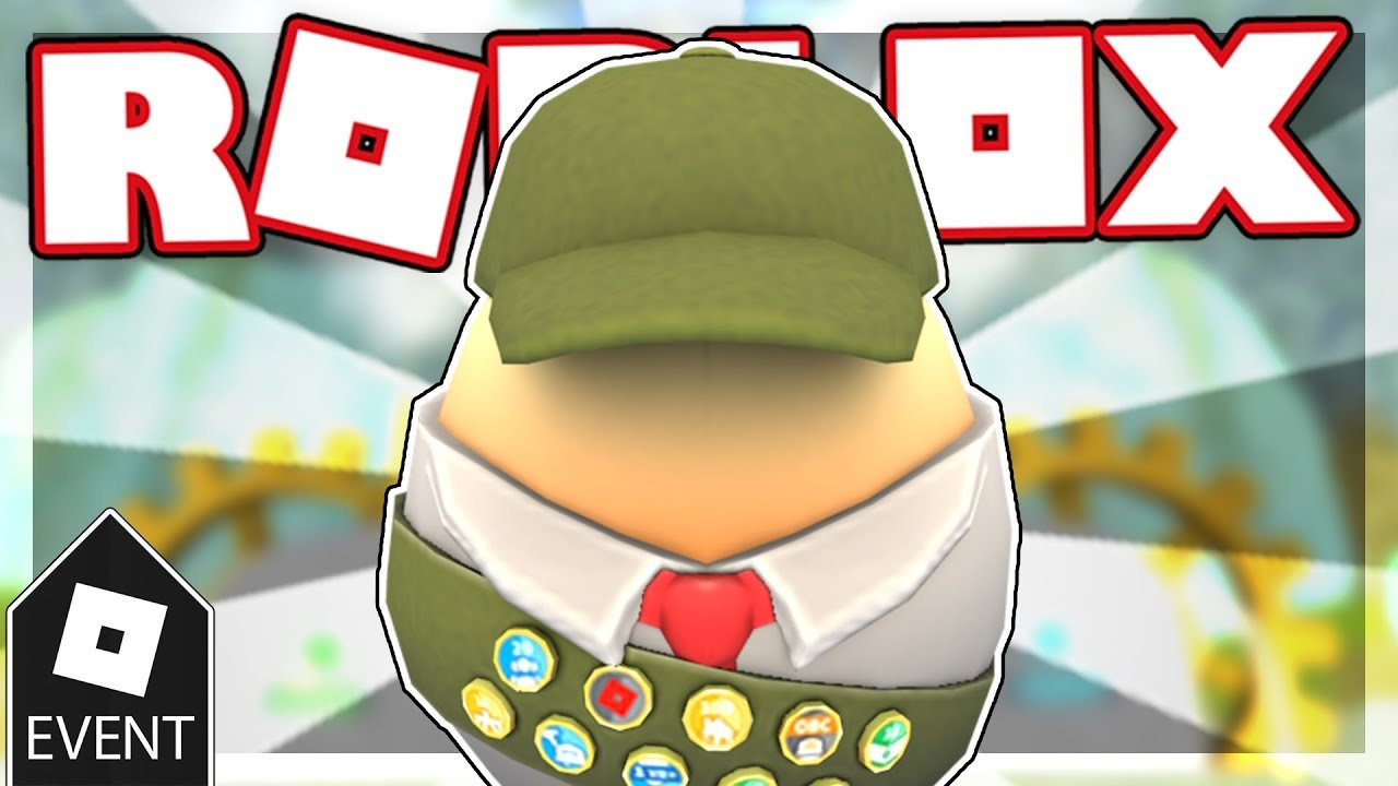 Event How To Get The Eggle Scout In Backpacking Roblox - roblox backpacking twitter