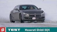 Maserati Ghibli SQ4 - TEST - GARAZ.TV - NEW ENG SUBTITLES !!!