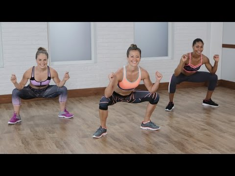10-Minute Cardio Jump Workout to Burn Major Calories | Class FitSugar