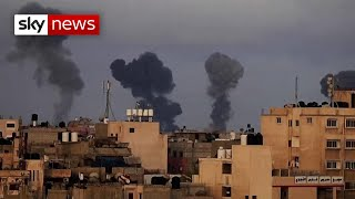 Hamas launches rocket attack on Tel-Aviv