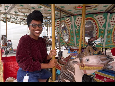 Meet The Ledger-Enquirer's Newest Reporter As She Checks Out The Fair In Columbus, Georgia