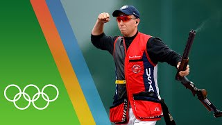 Getting ready for Rio 2016 with Skeet shooter Vincent Hancock [USA]
