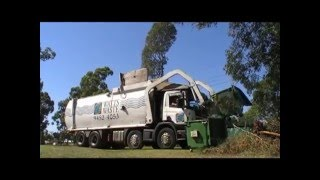 Watts Waste Scania FL