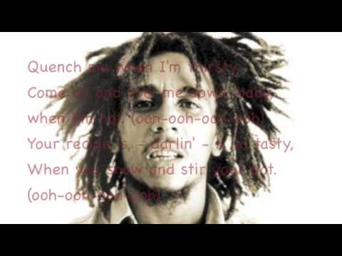 Bob Marley - Stir It Up ( with lyrics )