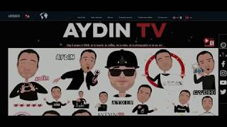 sites of AYDIN TV