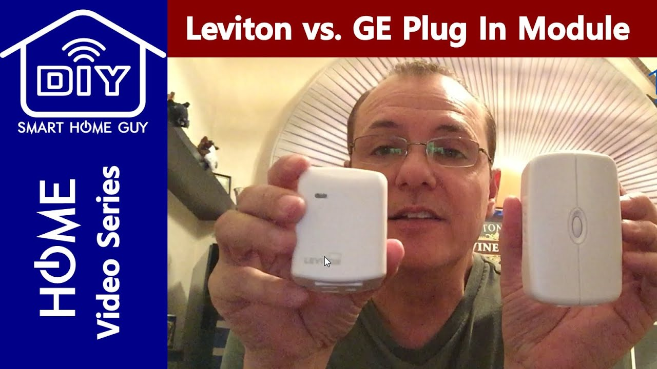 Compare GE 12719 Module vs Leviton Plug-in Appliance Modules (Smart ...