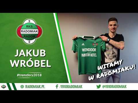 Jakub Wróbel Kolejnym Wzmocnieniem Radomiaka!