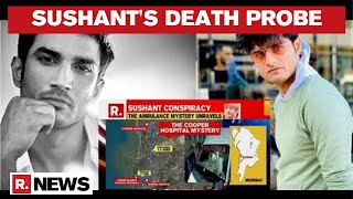 Two Ambulances At Sushant's Residence Contradicts Sandip Ssingh's Version