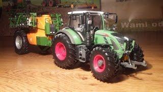 Największa kolekcja modeli maszyn rolniczych w Polsce - opryskiwacze i rozsiewacze nawozów
