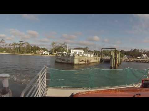 Davis Shore Ferry To Cape Lookout