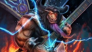 Скачать The Story Of Elite Tauren Chieftain Hearthstone Lore