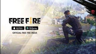 Free Fire Battlegrounds   INDIA