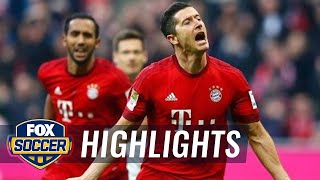 Video Gol Pertandingan FC Bayern Munchen vs Schalke 04