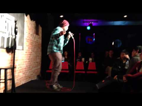 First time doing Stand Up
