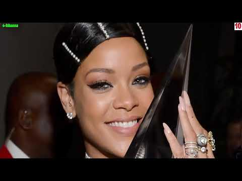 Top 10 Most Popular Female Singers In The World's 2014