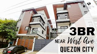 Beautifully Upgraded Townhouse for Sale near West Ave